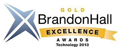 Brandon Hall Group Excellence 2013