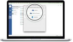 MS Office Mac 2016 OneDrive, One Drive for Business, SharePoint