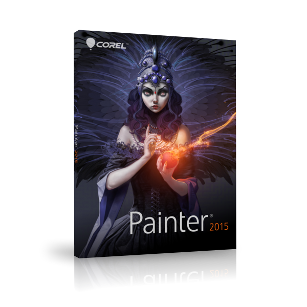 Corel Painter 2015 Box